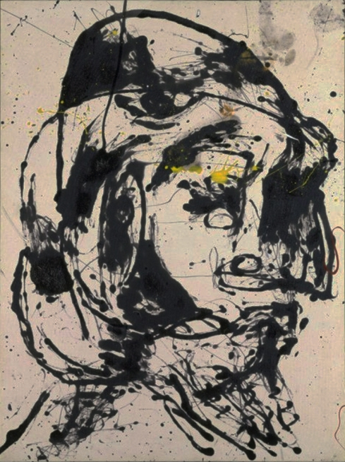 Jackson Pollock, Number 7, 1952