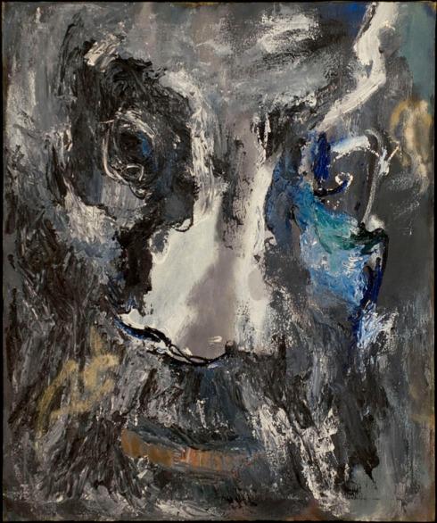 Albert Kotin, Head, c.1968